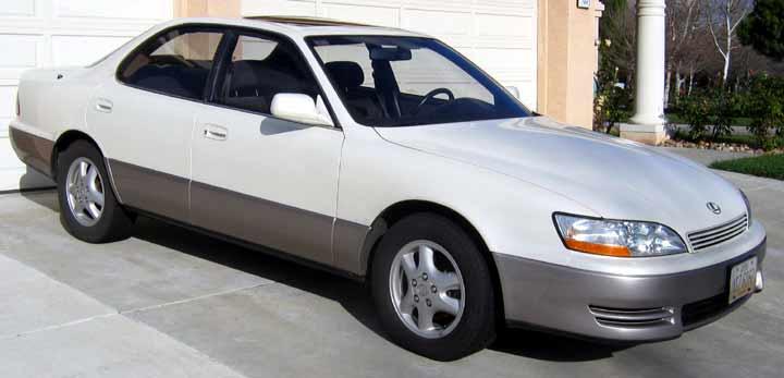 Online Lexus Car
