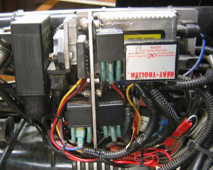hid lights for the bmw r100gs rh gunsmoke com BMW Stereo Wiring Harness BMW Stereo Wiring Harness