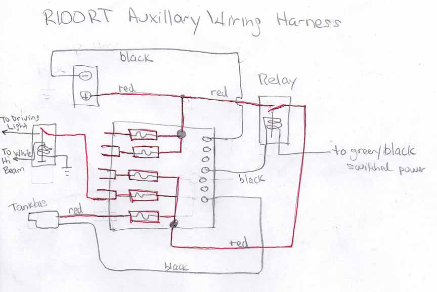 Schematic auxiliary electrical bus bmw r100gs fuse box at gsmportal.co