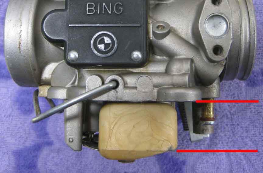 Carburetor Swap