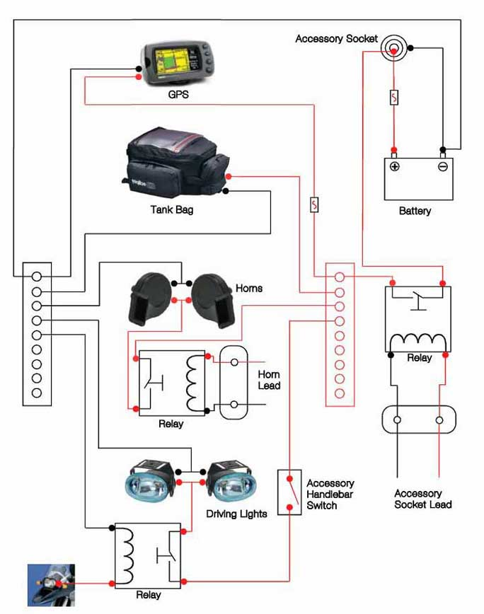 Hella Horn Wiring Diagram Nilzanet – Can Bus Wiring Diagram